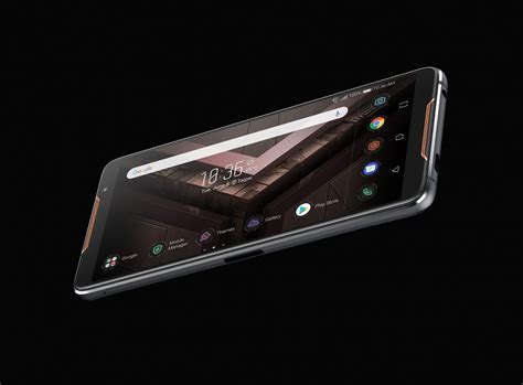 snapdragon mobile phones asus rog phone has an overclocked snapdragon 845 and 90hz