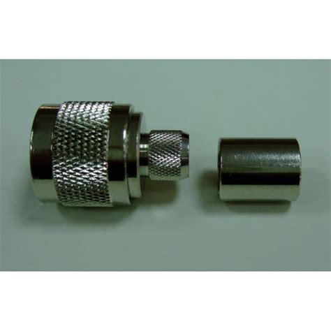 Connector N D5 n connector crimp rg213 oubix n jc7 n connector crimp rg213