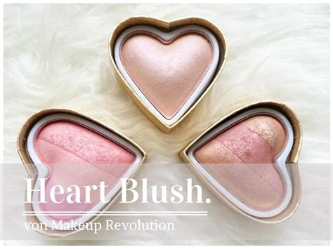 Lu Revo makeup revolution blusher lu bloggt by luise
