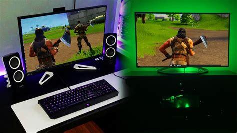 fortnite on laptop console better than pc fortnite battle royale