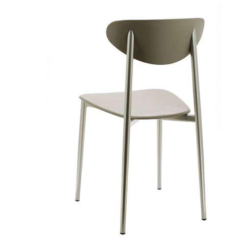 chaise cuisine design chaise de cuisine en polypropyl 232 ne graffiti 4 pieds