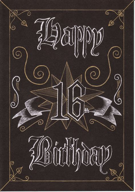 16th Birthday Quotes For Boys Pix For Gt Happy 16th Birthday Card For A Boy