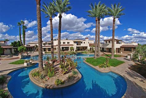 Carefree Homes Floor Plans golf homes in paradise valley arizona
