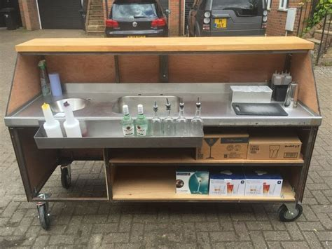 mobile cocktail bars secondhand pub equipment bars