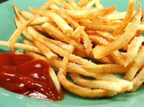 how to make french fries crispy homemade french fries r 15981