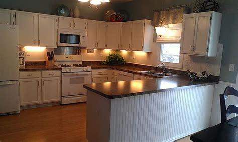 kitchen cabinet restoration kit rust oleum cabinet transformations 174 pure white kit love