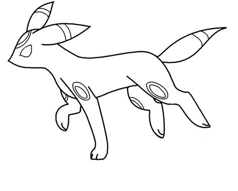 pokemon coloring pages umbreon pokemon coloring pages umbreon coloring home