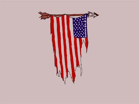 tribal american flag tattoo american flag lawas