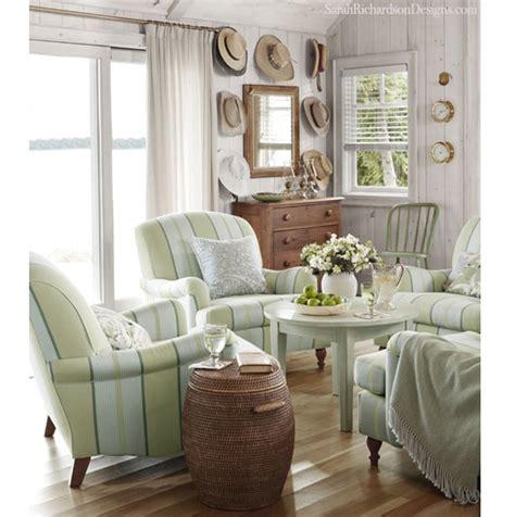 Cottage Living Cottage Living Room Design Interior Home Design Home