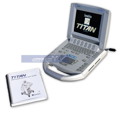 sonosite titan portable ultrasound machine absolute