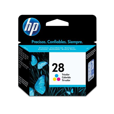 Tinta Hp 18 Color Original cartucho de tinta hp 28 color c8728ab creative c 243 pias