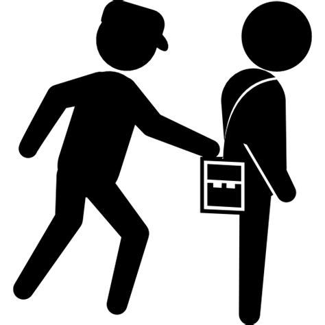Como Ver El Record Criminal De Una Persona Gratis Criminal Robando De La Bolsa De Una Persona Por La Espalda Iconos Gratis De Personas