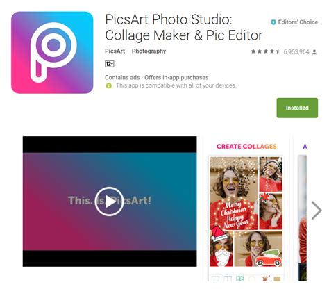 best pic editor android top 10 best photo editor apps for android with apk