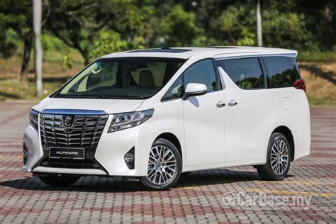 toyota my toyota alphard in malaysia reviews specs prices