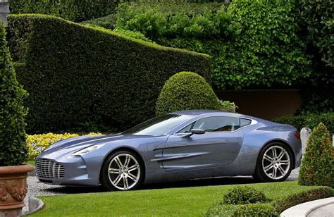 Aston Martin One 77 Cost by Expensive Cars You Can Look But Don T Touch The