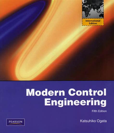 Modern Control Engineering International Version 5th