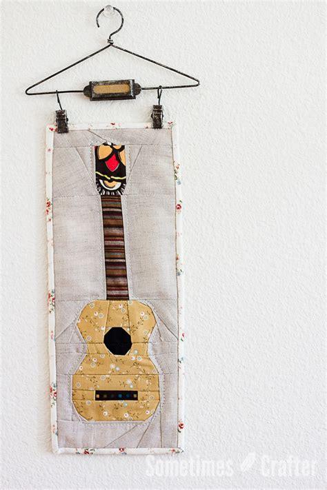 ukulele design instagram ukulele mini quilt pattern sometimes crafter