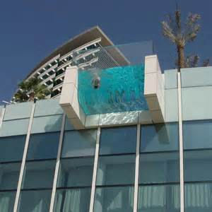 glass bottom pool glass bottom pools that will absolutely terrify you