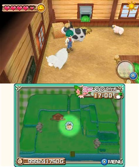 Harvest Moon A New Beginning Fishing Shed by Harvest Moon A New Beginning 3ds Review Any