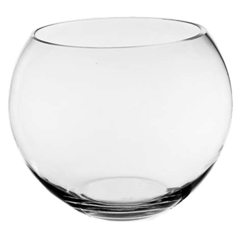 bowl glass vases 4pcs 8 quot diameter glass fish
