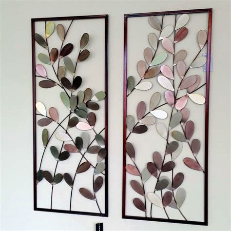 metal art decor for home large metal wall art framed wall sculpture home decor