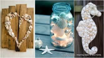 Seashell Bathroom Decor Ideas 21 beautifully ingenious sea shell projects to consider on
