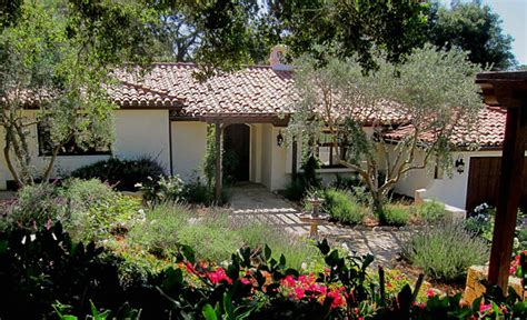 santa barbara style home plans pics for gt small spanish style home plans
