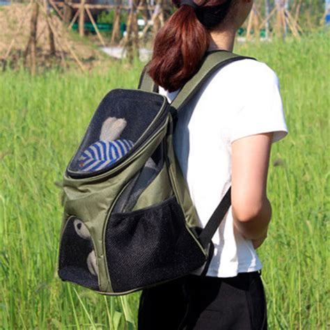 Tas Ransel Travel Mini Carrier Pria Wanita Get Bromo Basic Green tas ransel pet carrier black jakartanotebook