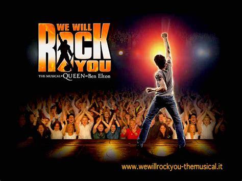 testo we will rock you quot we will rock you quot al via le audizioni musical