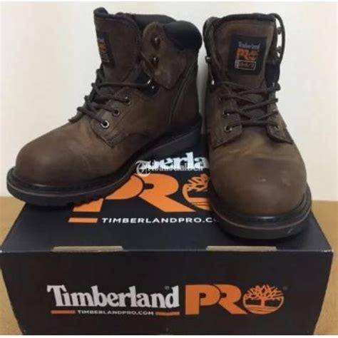 Sepatu Boot Sepatu Timberland Original sepatu boots hiking timberland pro new original harga