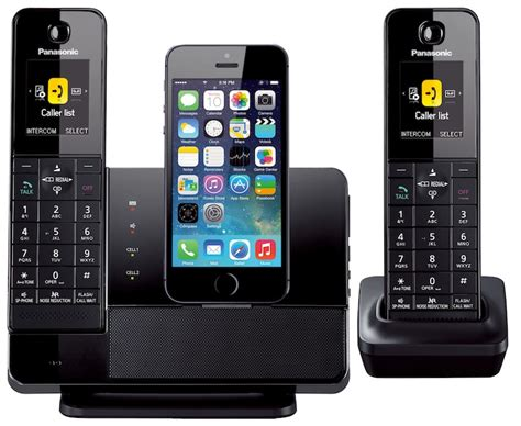 the panasonic household the dect smart home phone system