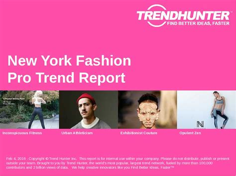 News Stylecom Trend Report For 2007 by Custom New York Fashion Trend Report Custom New York