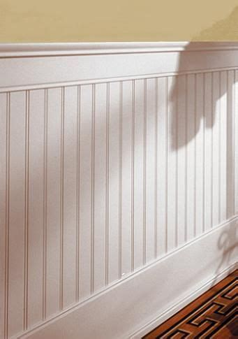 Lowes Beadboard Wainscoting by Classic Beadboard 4 Foot Kit Wainscoting Dining Room