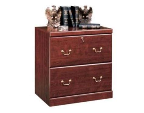 sauder heritage hill lateral file cabinet sauder heritage hill classic cherry base lateral file