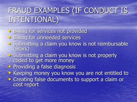 aba health law section ppt health law practice in government health care fraud