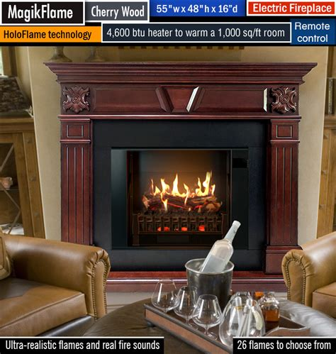 Most Realistic Fireplace by Reviews What S The Most Realistic Electric Fireplace