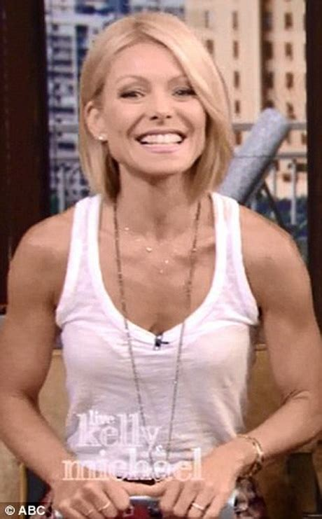 pictures of kelly ripas new hairstyle hairstyles kelly ripa