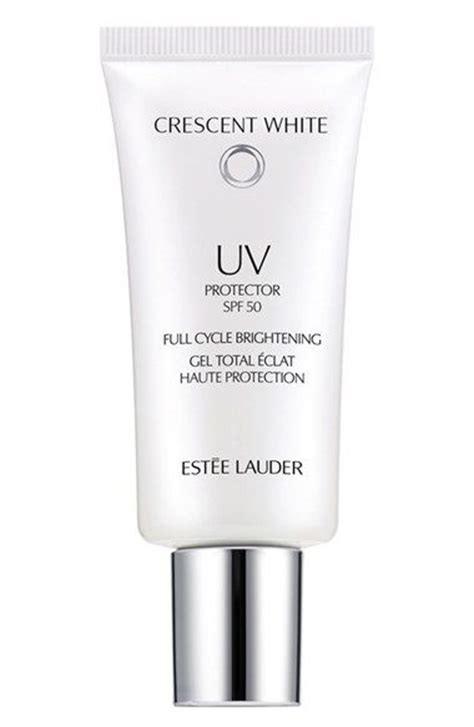 Review Estee Lauder Spray On Free Sunscreen by Estee Lauder Crescent White Cycle Brightening Uv