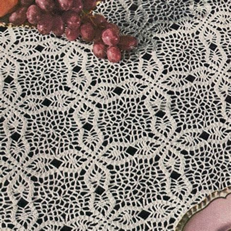 pattern crochet tablecloth 18 easy crochet lace tablecloth patterns guide patterns
