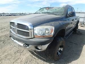 2006 Dodge Ram Parts Used Parts 2006 Dodge Ram 2500 5 7l V8 Engine 45rfe Trans