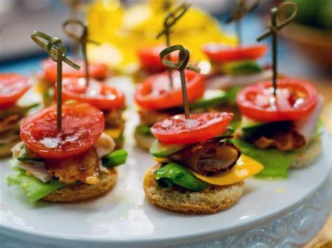 Small White Kitchen Ideas Mini Club Tea Sandwiches Recipe Marcela Valladolid