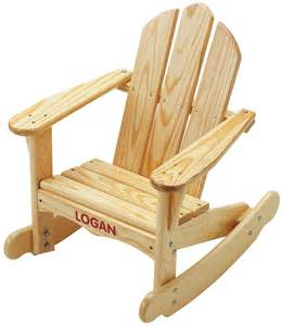 free patio rocking chair plans nortwest woodworking