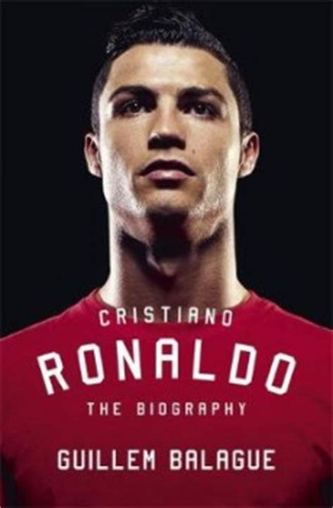 libro cristiano ronaldo the biography cristiano ronaldo the biography by gui whsmith books