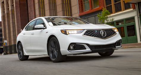 2018 acura tlx sneak peek review more than just a pretty