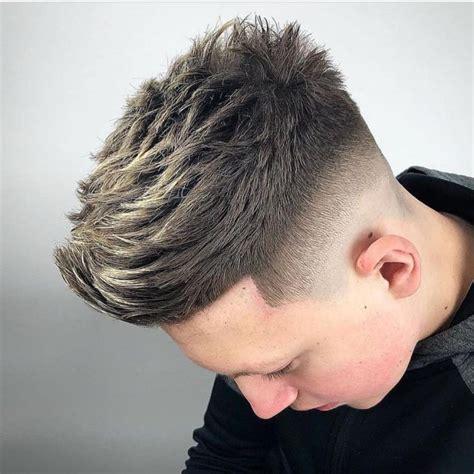model semir rambut pria bleaching galeri kata