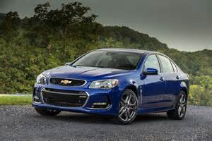 Chevrolet Chevy Ss 2016 Chevrolet Ss Sedan Revealed Gm Authority
