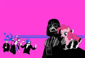 darth vader communist lenin karl marx my pony