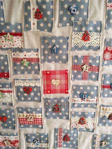 Handmade Fabric Advent Calendar - best 25 fabric advent calendar ideas on
