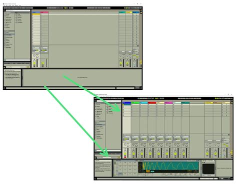 How To Make An Ableton Template Or Default Set The Second Spirit Ableton Set Default Template