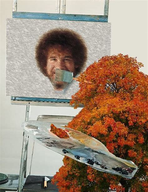 Happy Meta Bob Ross We Awesome